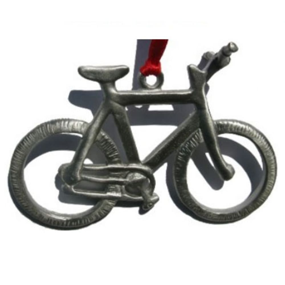 CREATIVELY YOURS Mountain Bike Ornament - NONE