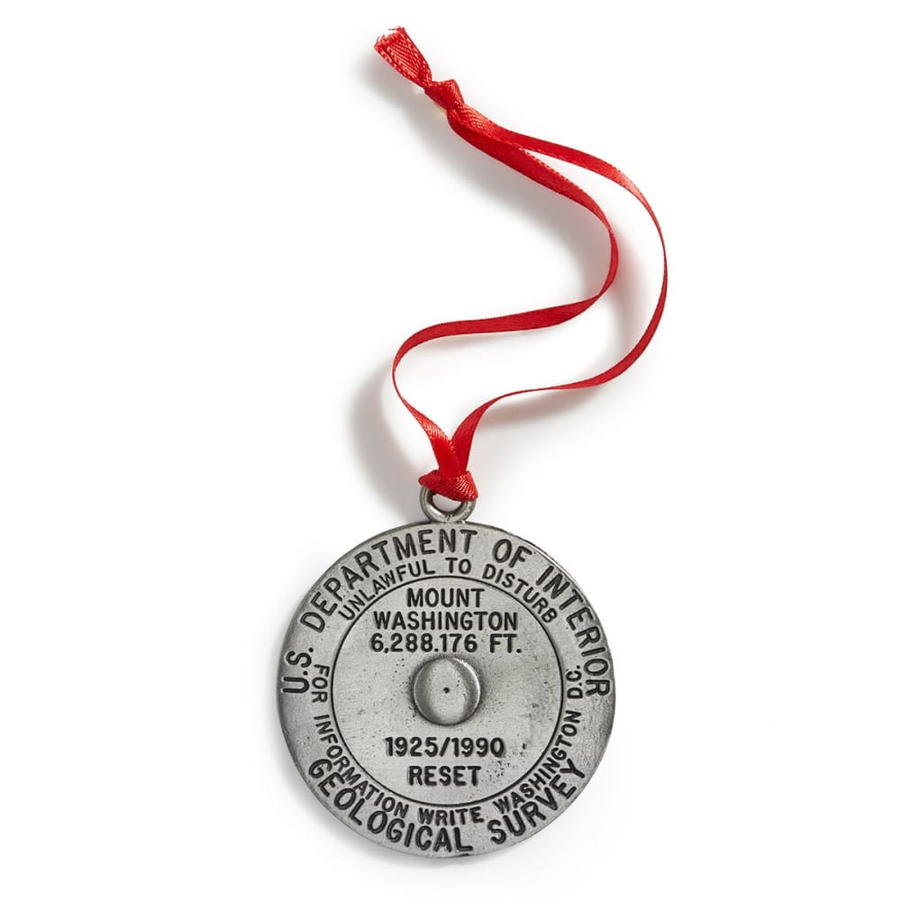 CREATIVELY YOURS Summit Marker Ornament - NONE