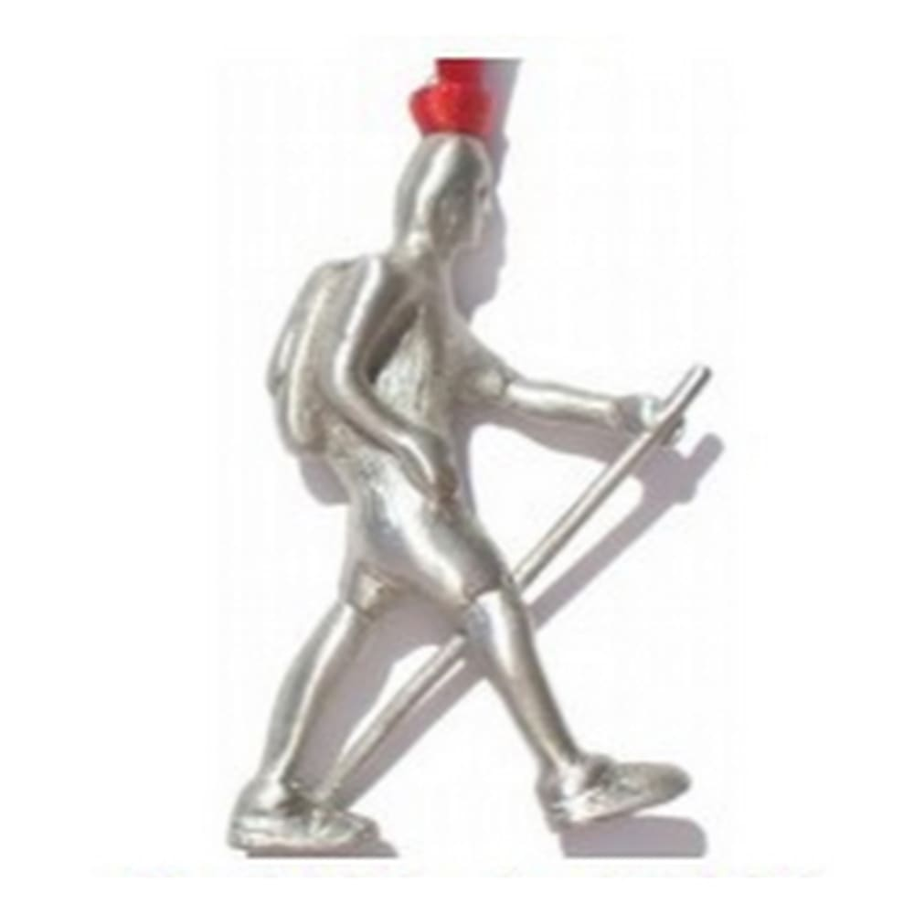 CREATIVELY YOURS Hiker 2 Ornament - NONE