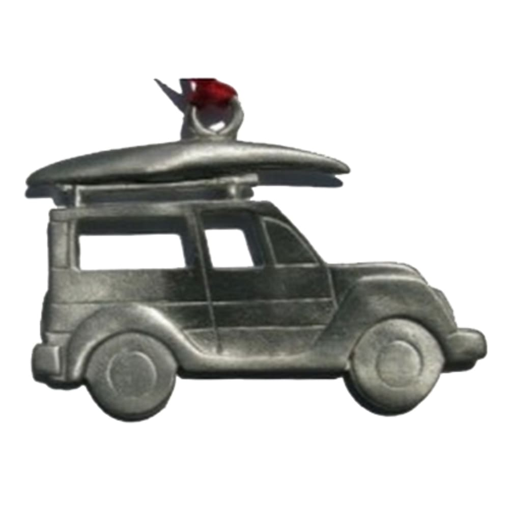 CREATIVELY YOURS SUV with Kayak Ornament - NONE