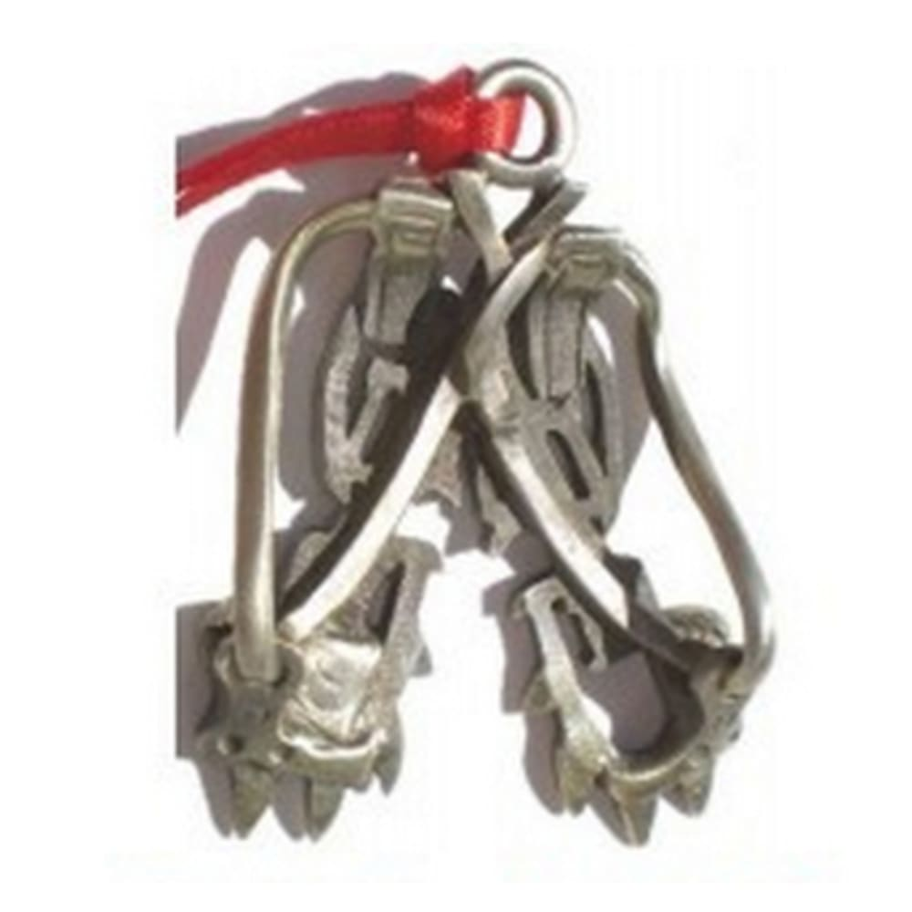 CREATIVELY YOURS Crampon Ornament - NONE