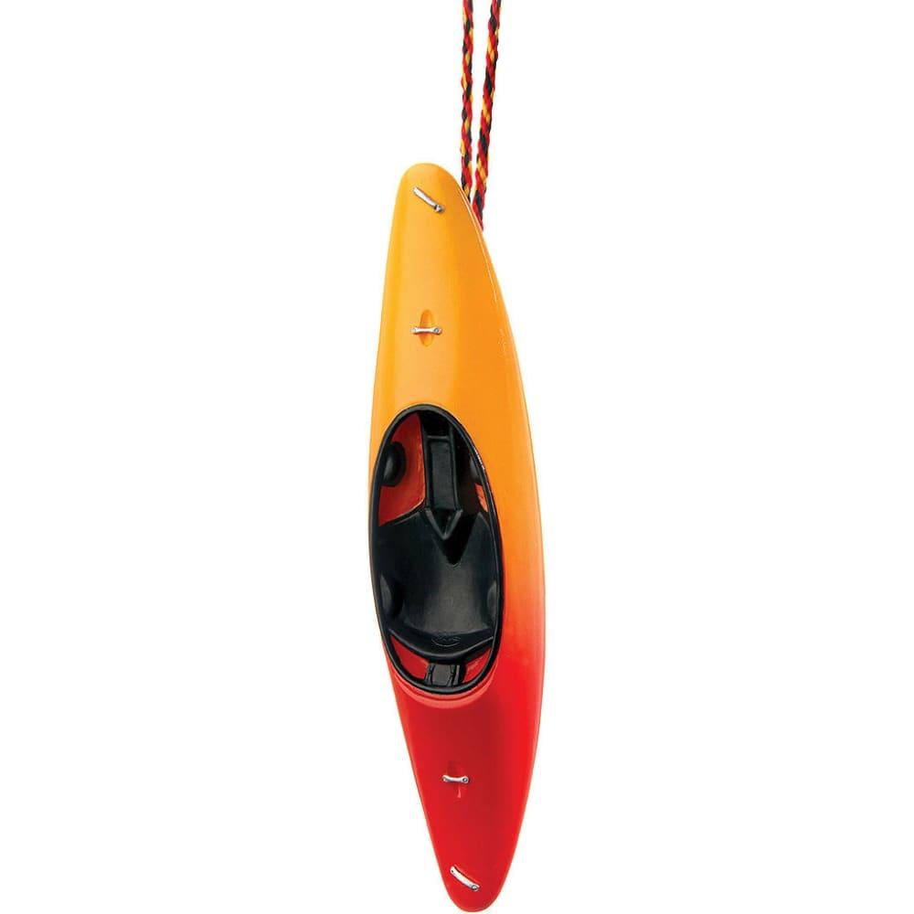 GSI Whitewater Kayak Ornament - NONE