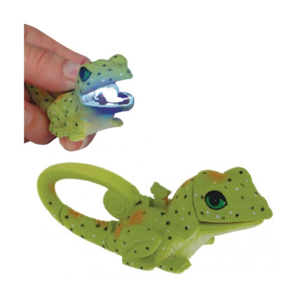 SUN COMPANY LifeLight Lizard LED Light - GREEN