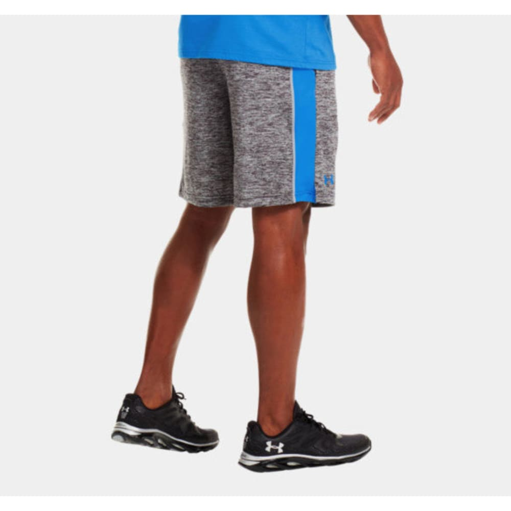 UNDER ARMOUR Men's UA Tech Shorts - BLACK