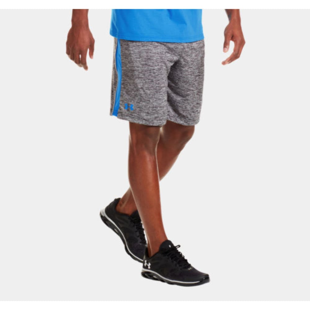 UNDER ARMOUR Men's UA Tech Shorts - BLACK