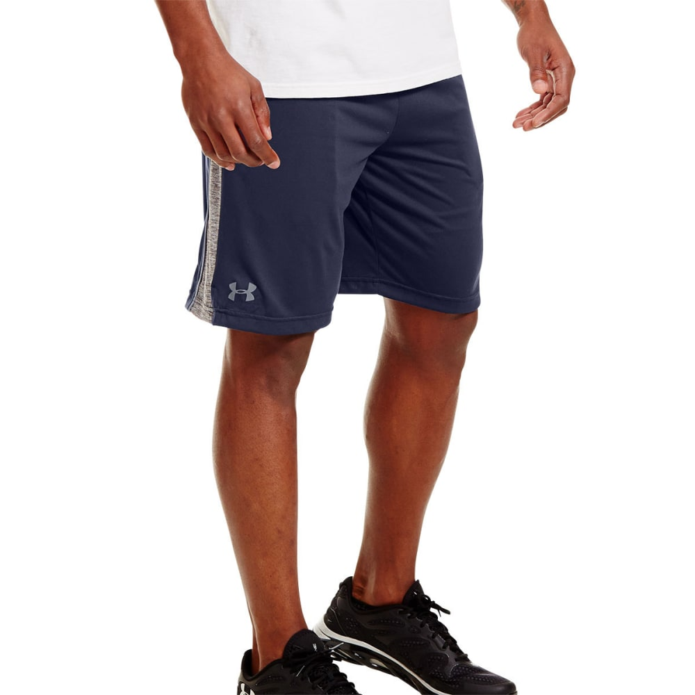 UNDER ARMOUR Men's UA Tech Shorts - NAVY