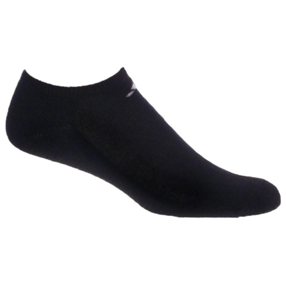 ADIDAS Men's Athletic No Show Socks, 6-Pack 10-13
