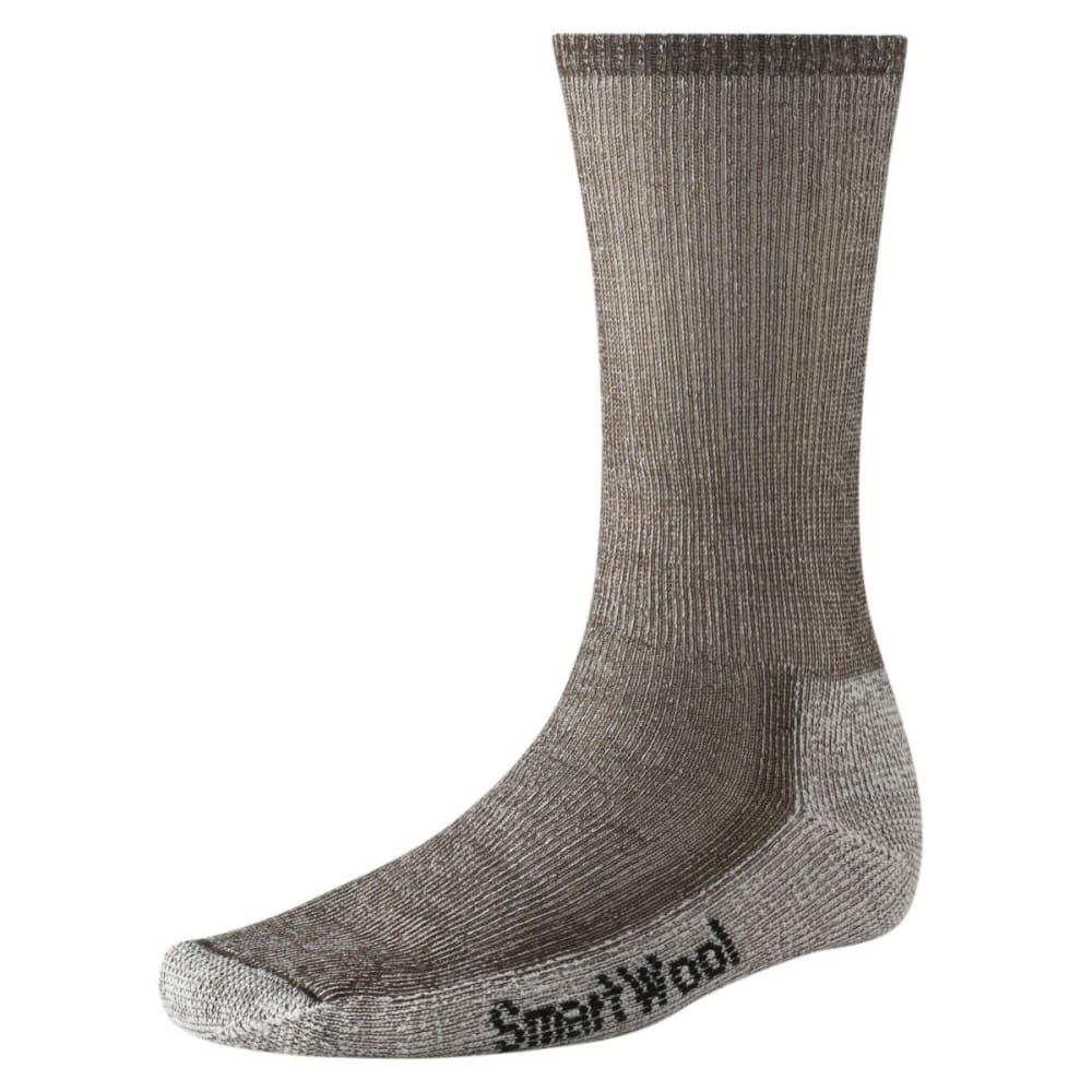 SMARTWOOL Hike Midweight Crew Socks - DARK BROWN 242