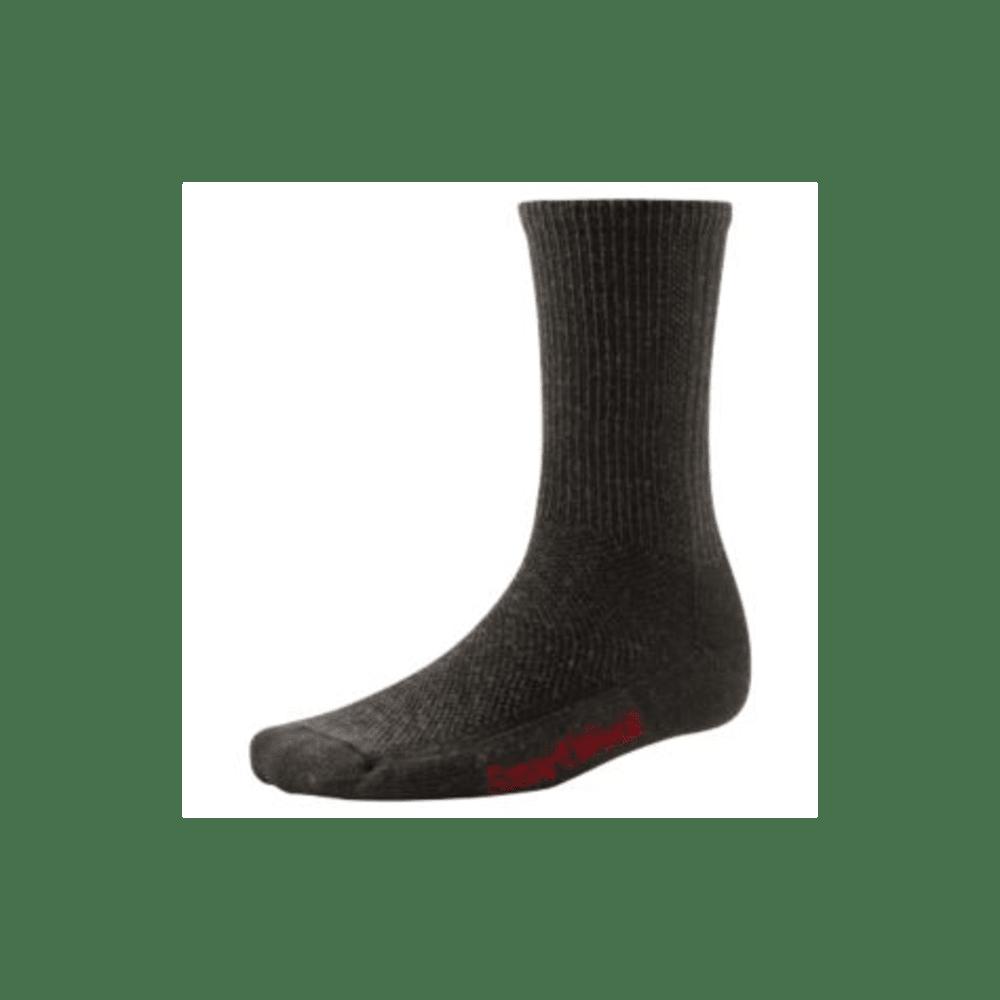 SMARTWOOL Hike Ultra Light Crew Socks - BLACK 001