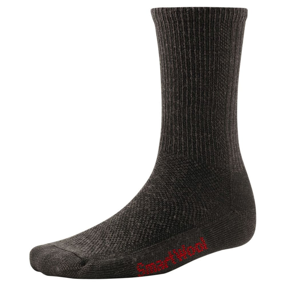 SMARTWOOL Hike Ultra Light Crew Socks - CHESTNUT 207