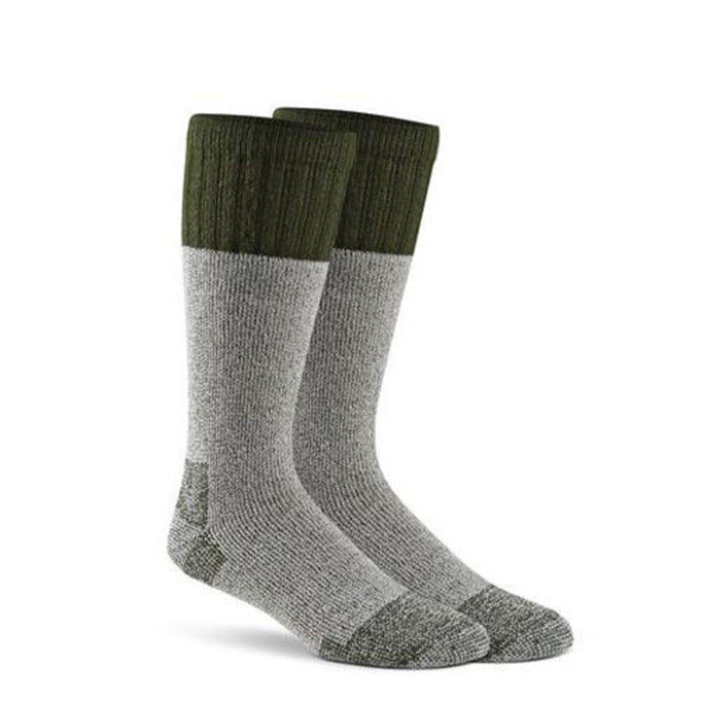 FOX RIVER Mens' 7586 Outdoor Wick Dry Outlander Thermal Boot Sock - 5060 OLIVE