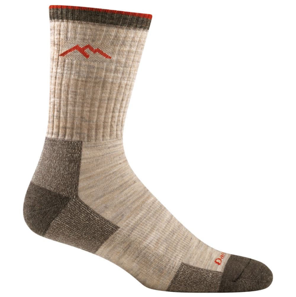 DARN TOUGH Men's Micro Crew 3/4 Hiking Socks S