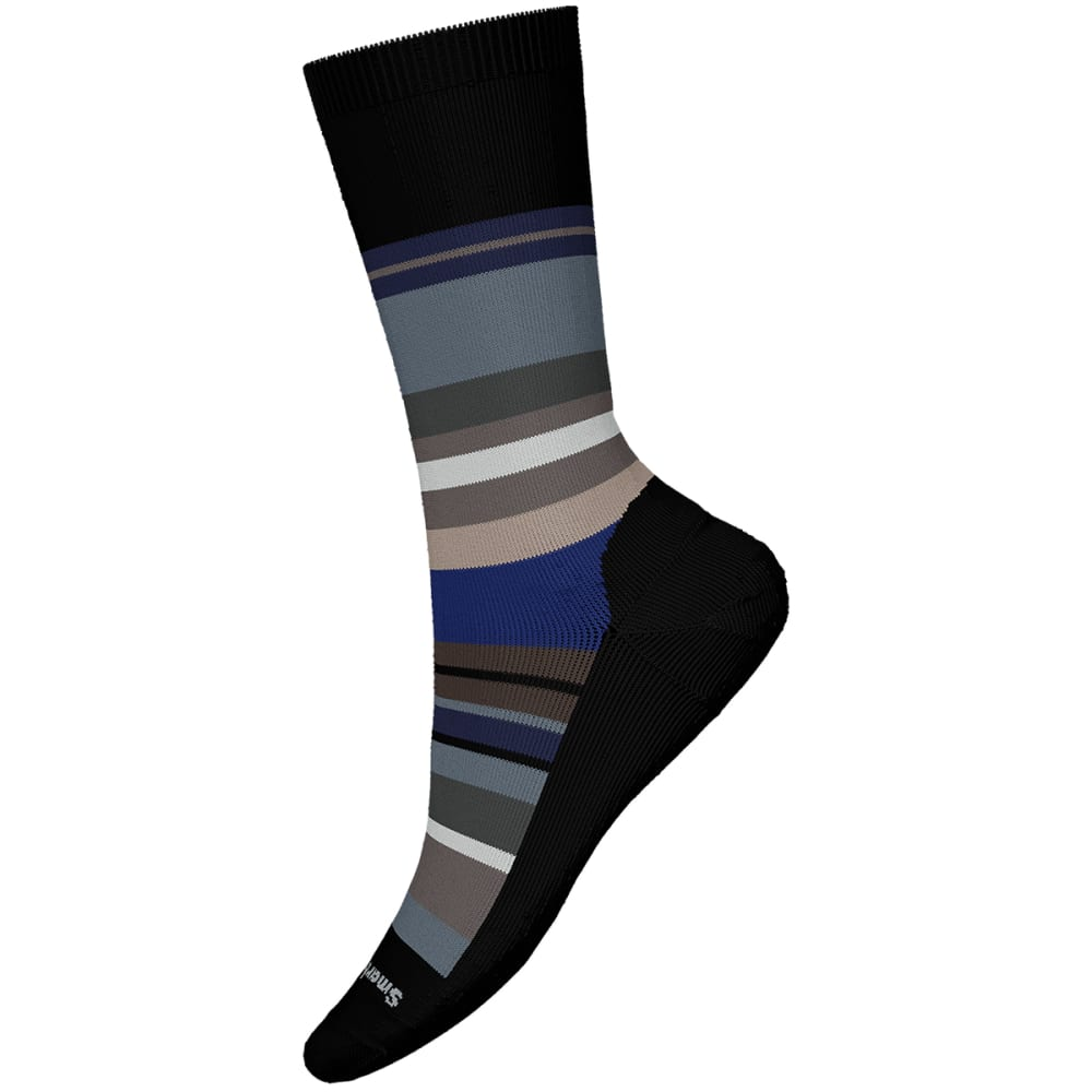 SMARTWOOL Men's Saturnsphere Socks - BLACK D NAVY - 105