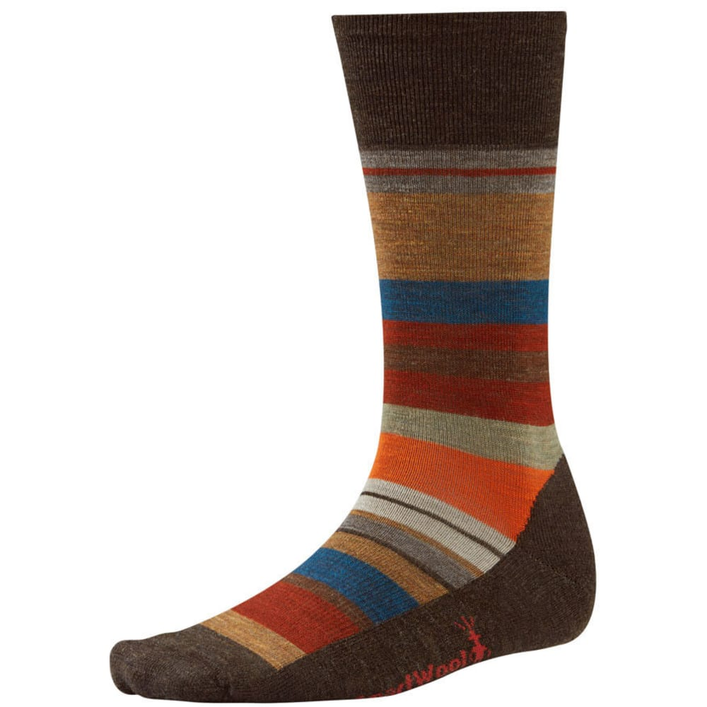 SMARTWOOL Men's Saturnsphere Socks - CHESTNUT 207