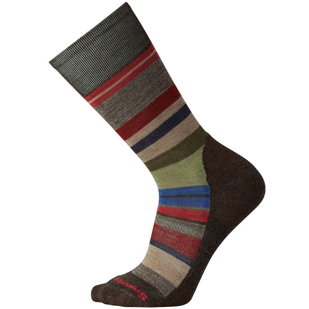 SMARTWOOL Men's Saturnsphere Socks - CHEST/FOSSIL 848