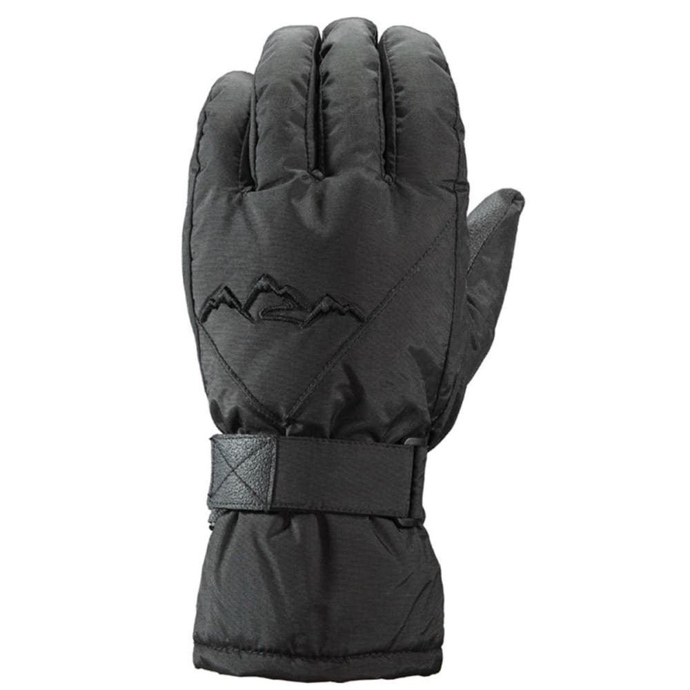 SEIRUS Men's Mountain Challenger Gloves - BLACK