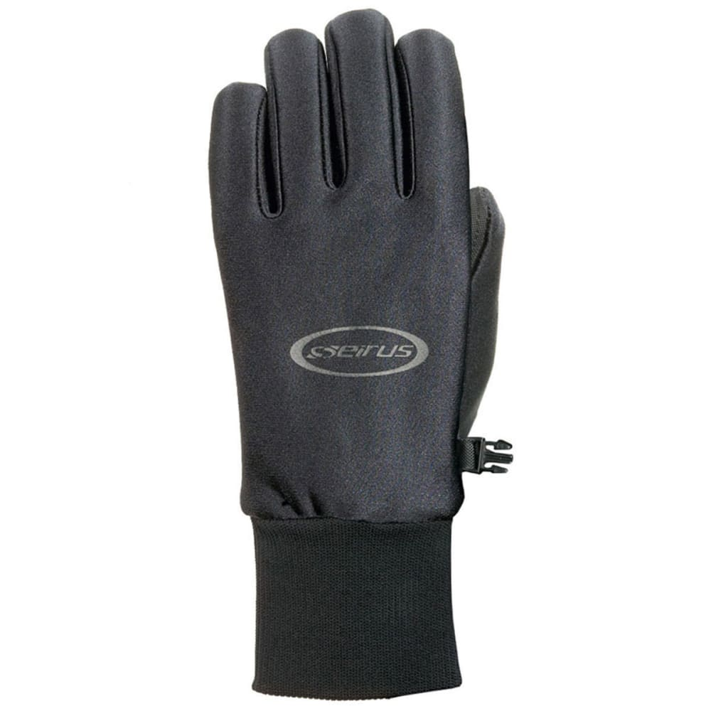SEIRUS Men's Original All Weather Waterproof Gloves - BLACK