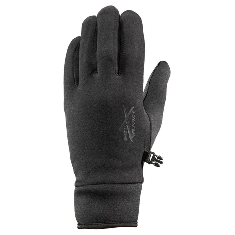 SEIRUS Men's Xtreme All Weather Waterproof Gloves - BLACK
