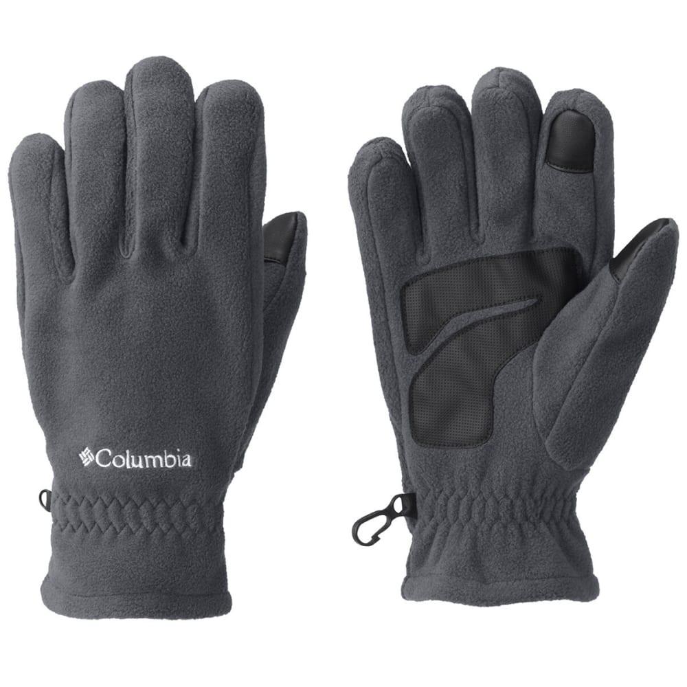 COLUMBIA Men's Thermarator Gloves - 053-GRAPHITE