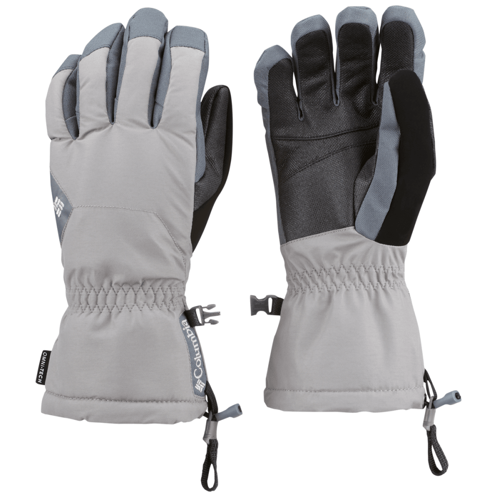 COLUMBIA Men's Whirlbird Ski Glove - GRAY
