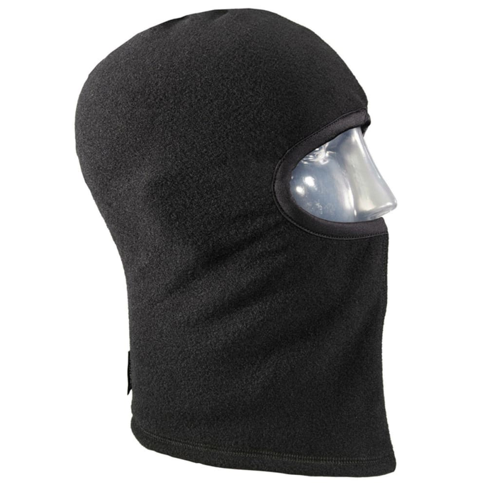 SEIRUS 8038 Balaclava Polartec Fleece - BLACK