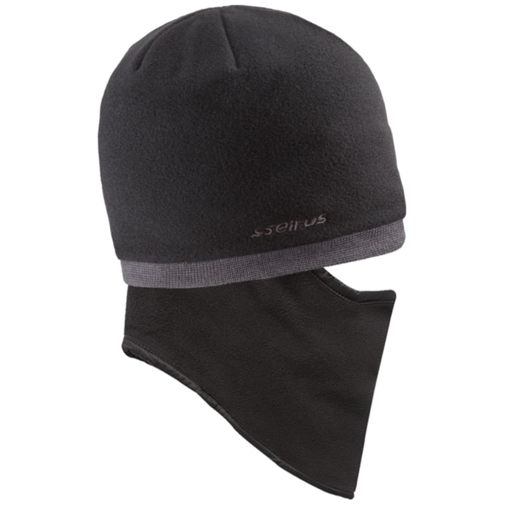 SEIRUS 2863 Quick Clava Fleece Knit - BLACK ASST.