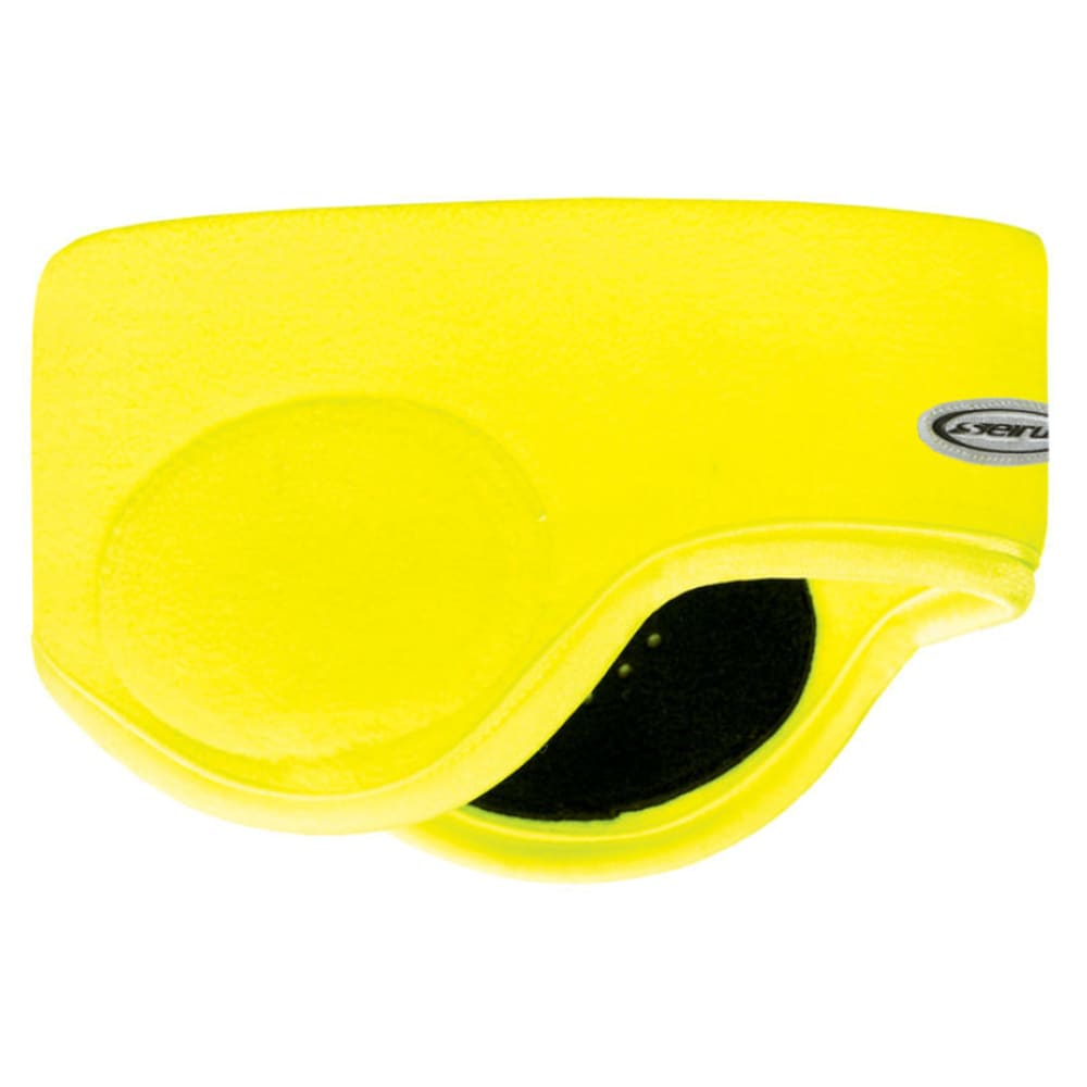SEIRUS Men's Neofleece Headband - YELLOW