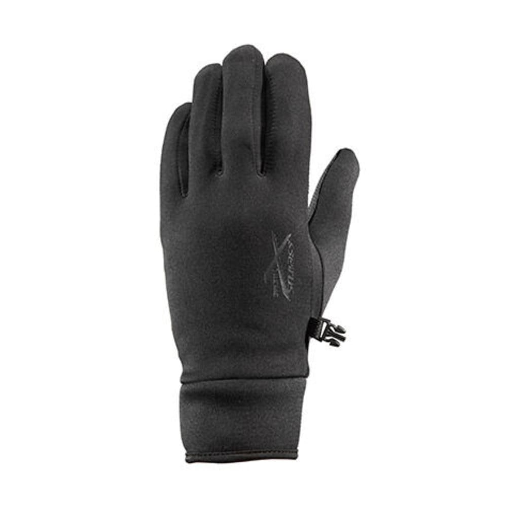 SEIRUS Men's Xtreme All Weather Gloves - BLACK