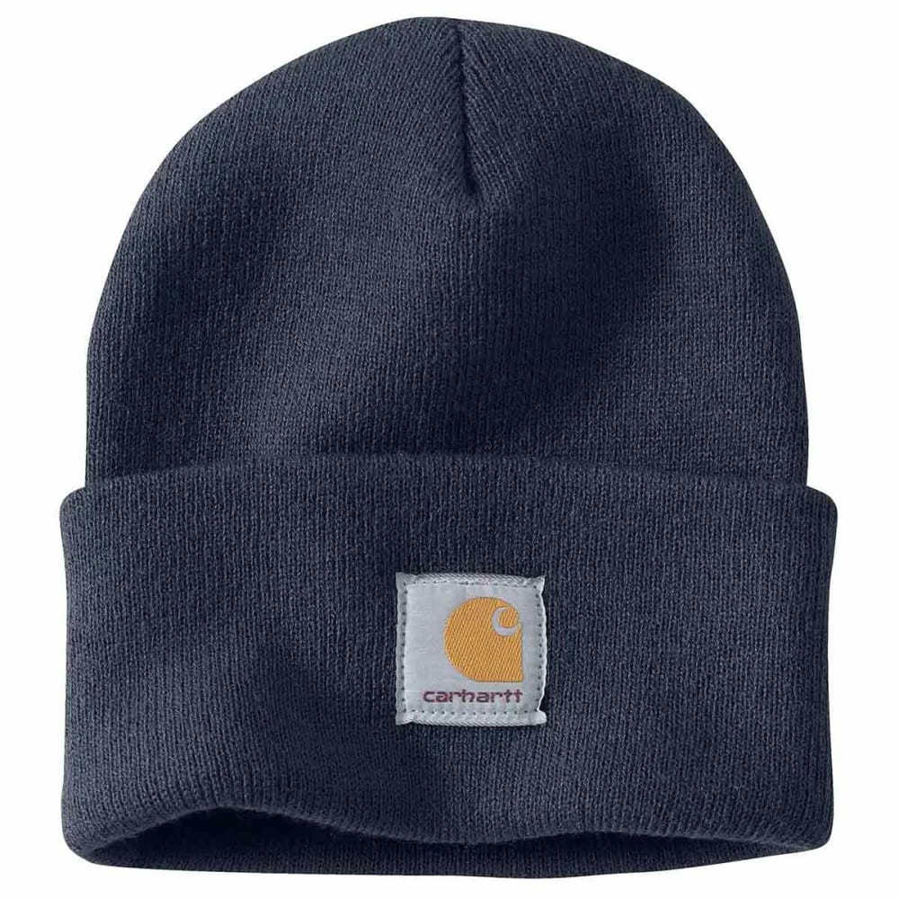 CARHARTT Men's Acrylic Watch Hat - NAVY