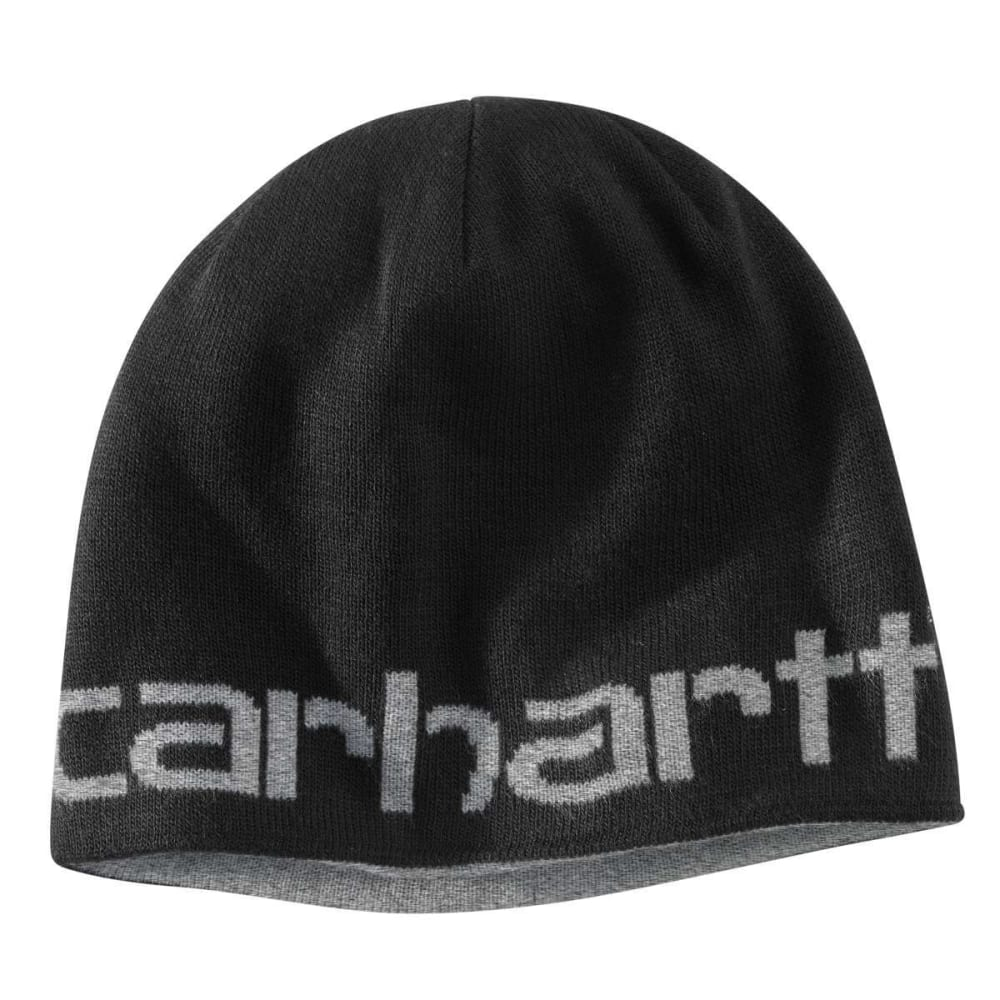 CARHARTT Men's Greenfield Reversible Hat - BLACK