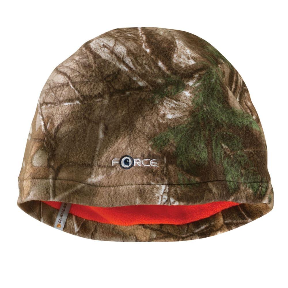 866dfaa271def CARHARTT Men  39 s Force Swifton Camo Hat - REAL TREE 977
