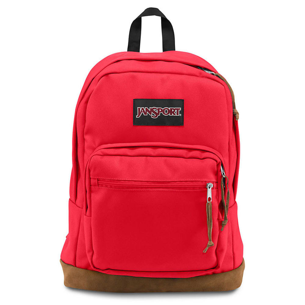 official photos ded58 ee4d6 JANSPORT Right Pack Backpack - RED 9FL VIKING RED