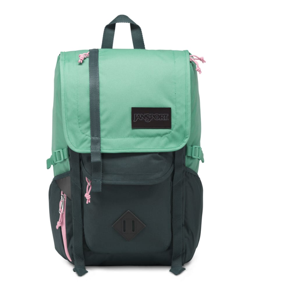 JANSPORT Hatchet Top Loader Backpack - 51Y-CASCADE/DARKSLAT