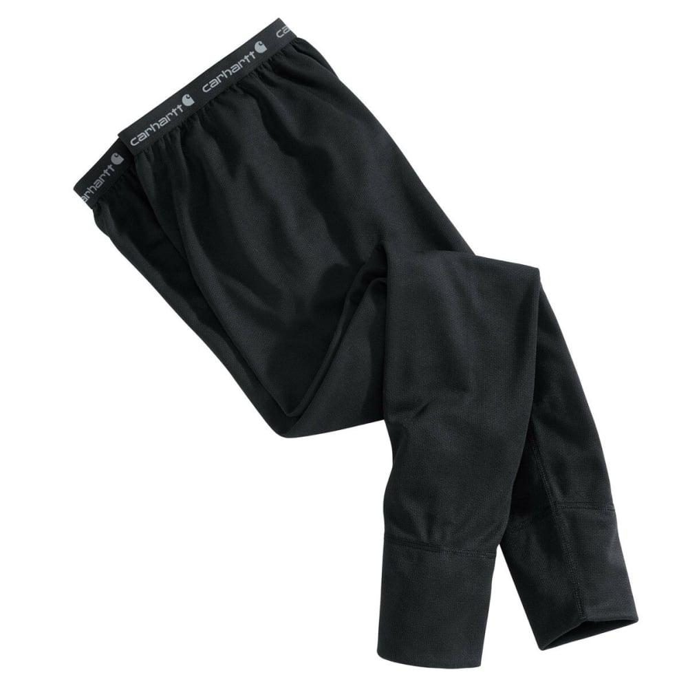 CARHARTT Men's Base Force™ Cold Weather Bottoms - BLACK 001