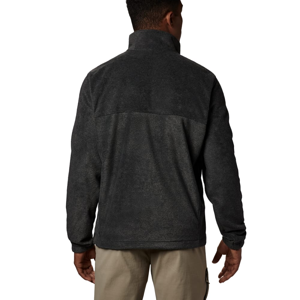 COLUMBIA Men's Steens Mountain Full-Zip  2.0 Fleece Jacket - CHAR HTR-048