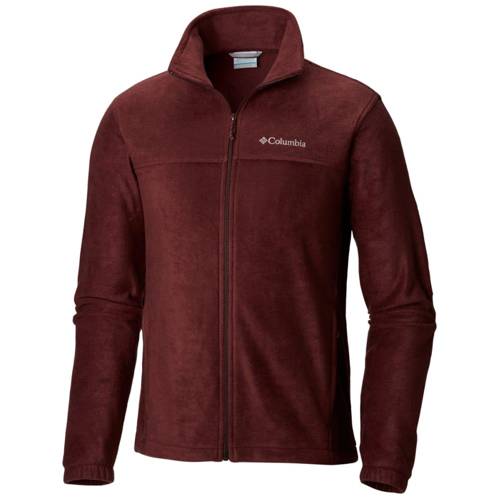 COLUMBIA Men's Steens Mountain Full-Zip  2.0 Fleece Jacket - ELDERBERRY-523