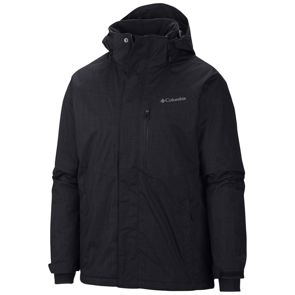 COLUMBIA Men's Alpine Action Jacket - 010-BLACK