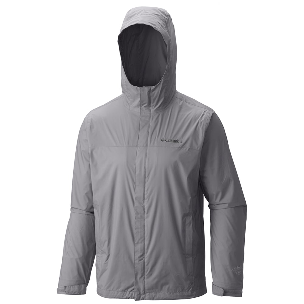 COLUMBIA Men's Watertight II Jacket - COLUMBIA GREY 039