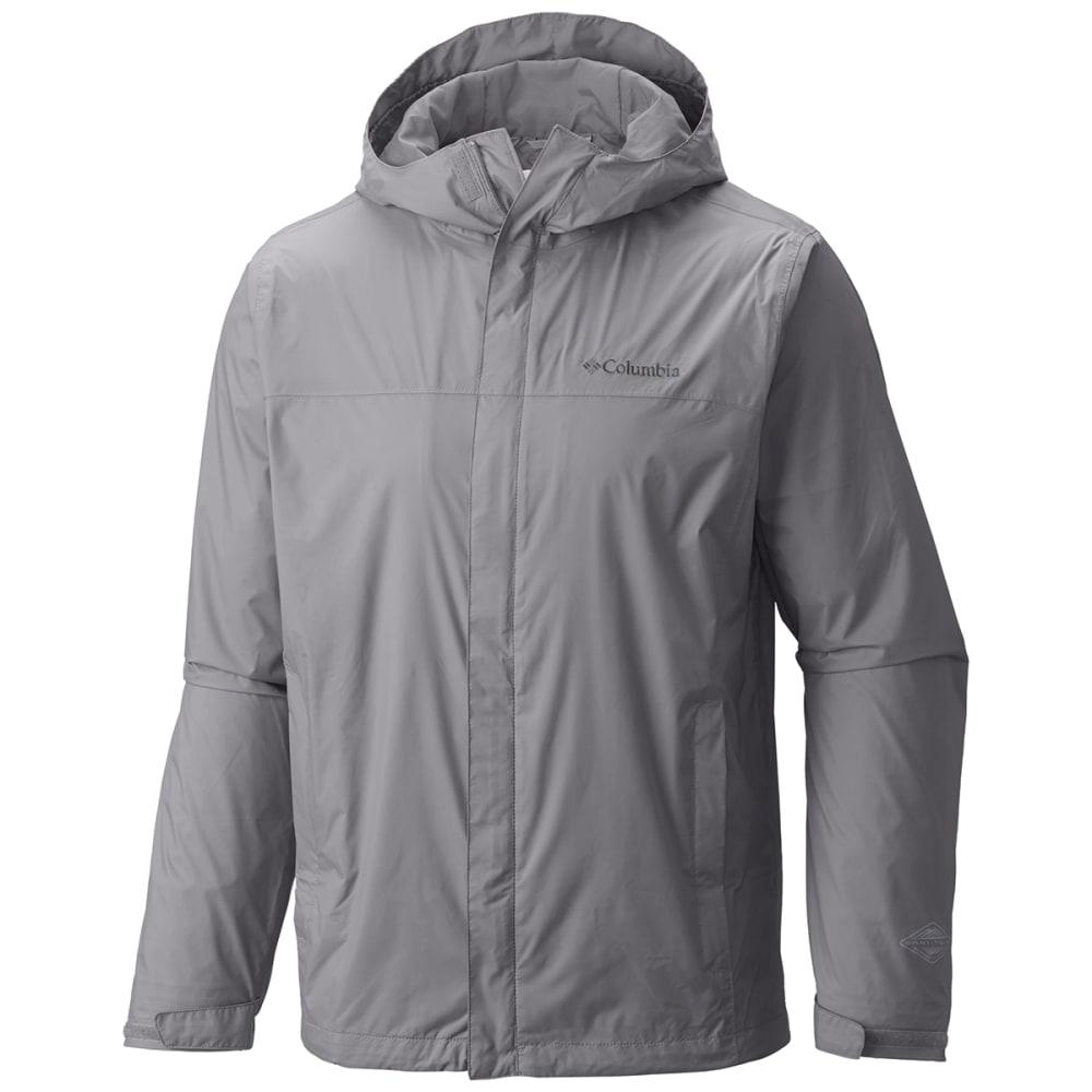 COLUMBIA Men's Watertight II Jacket - COLUMBIA GREY 039