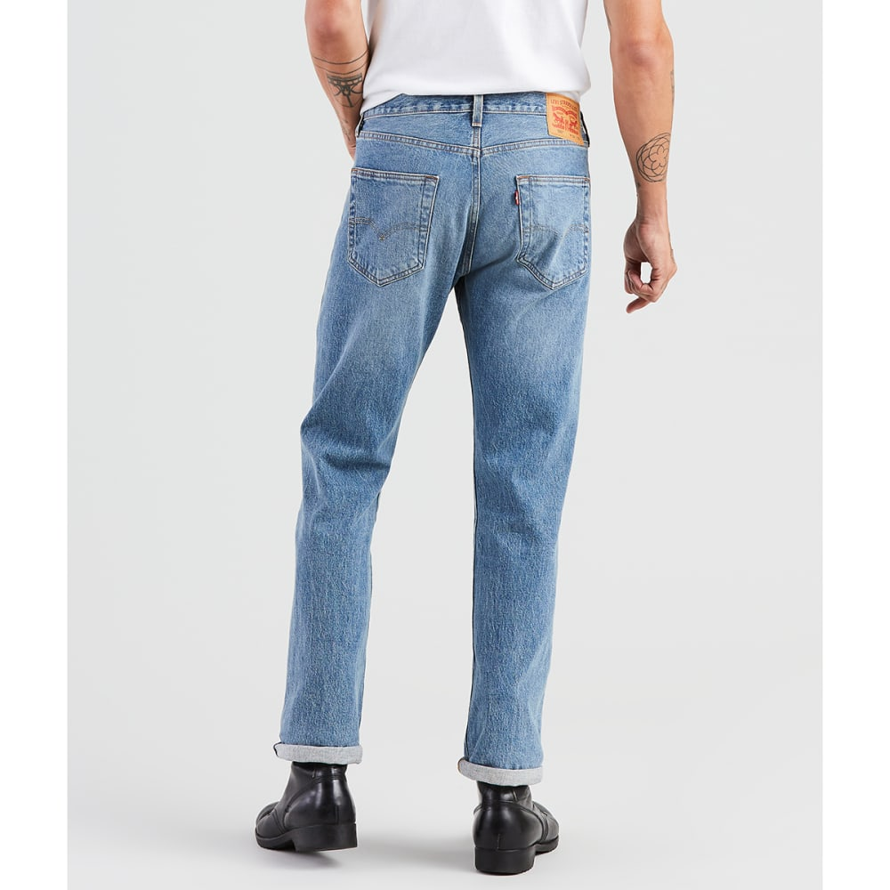 LEVI'S Men's 501 Original Fit Jeans - THE BEN 2333