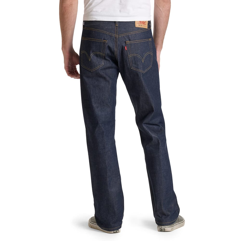 cb6718fe LEVI'S Men's 501 Original Fit Jeans