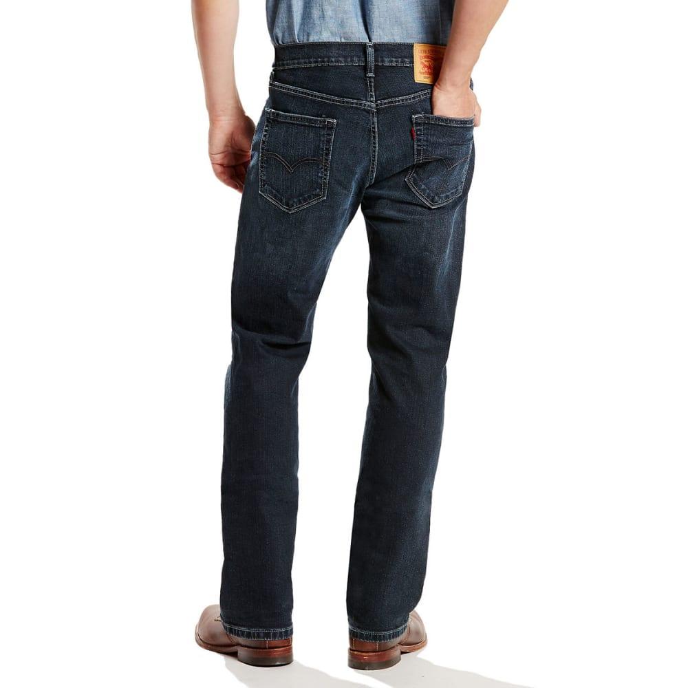 LEVI'S Men's 559 Relaxed Straight Jeans - NAVARRO 0457