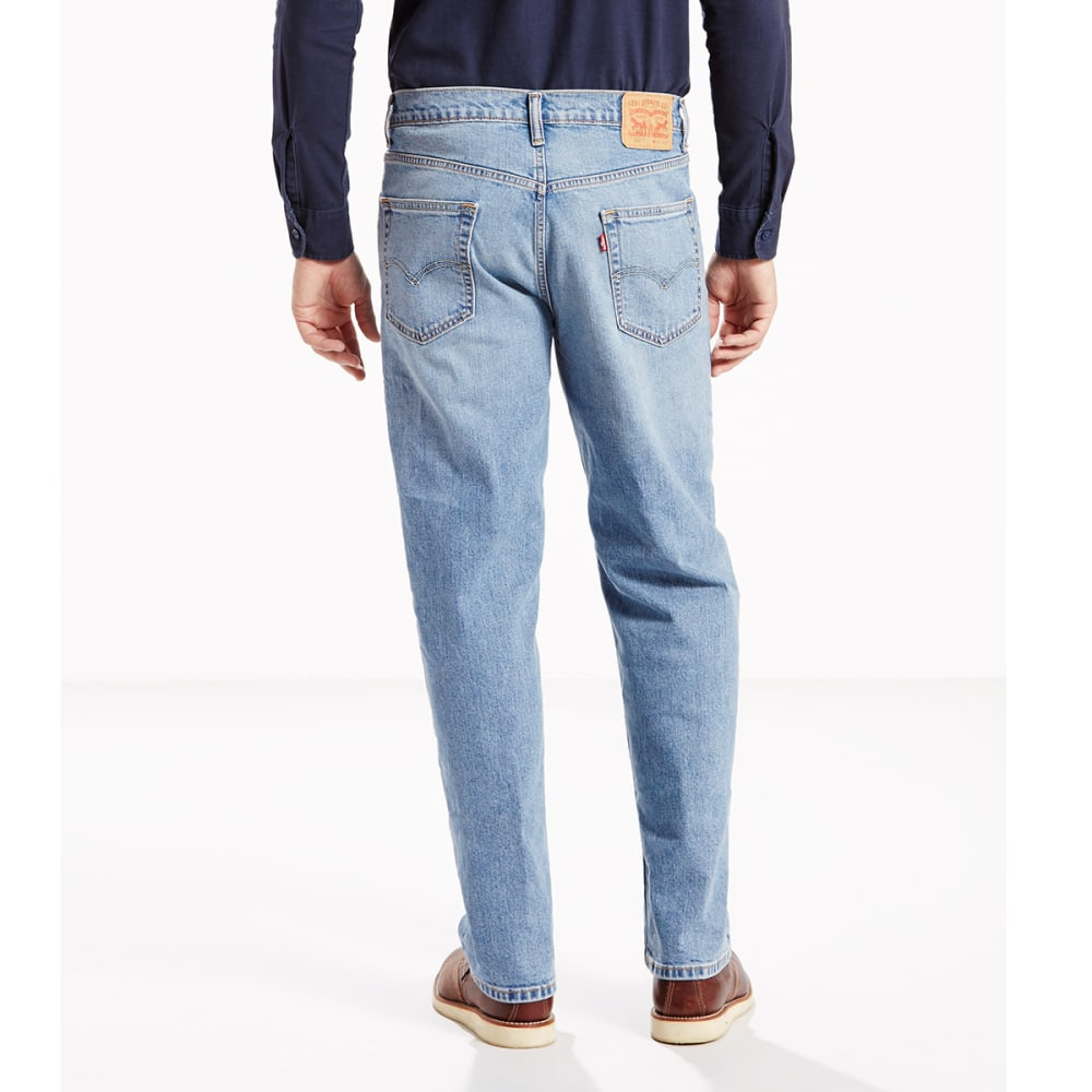 LEVI'S Men's 550 Relaxed Fit Jeans - CLIF 0059
