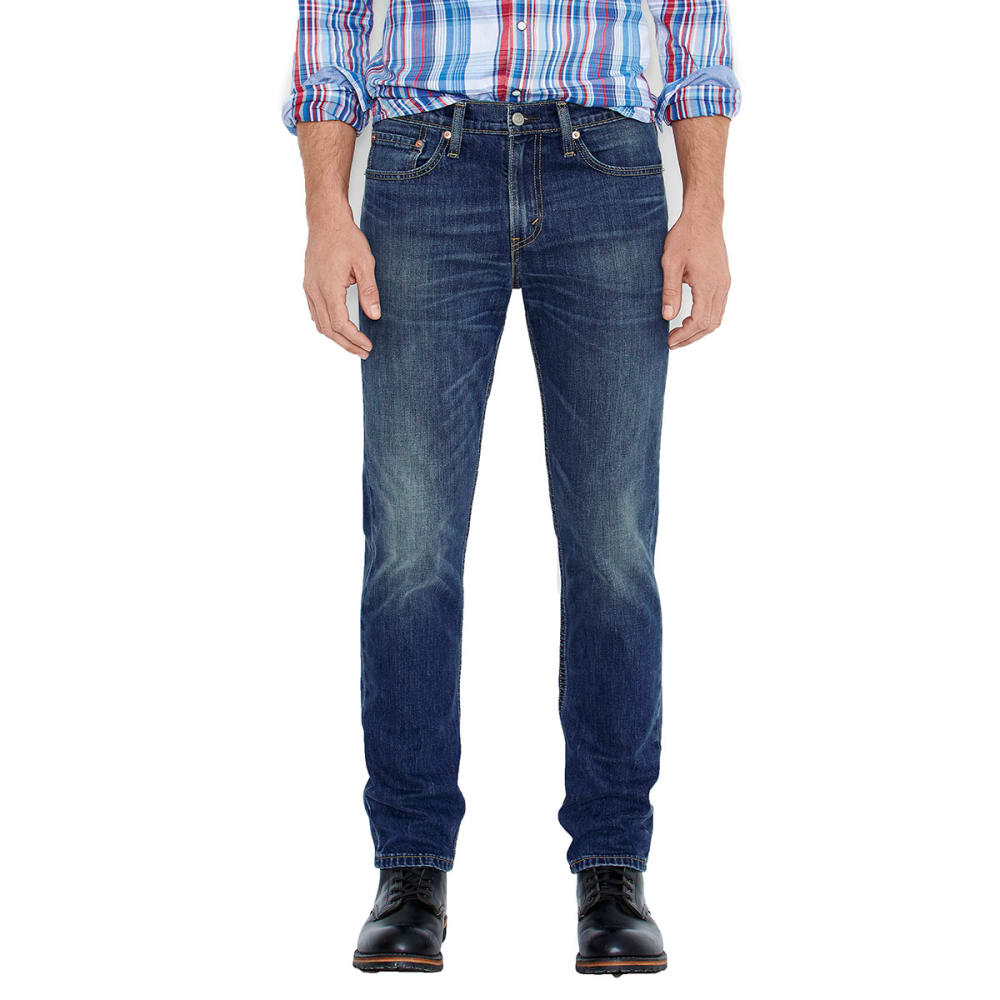 LEVI'S Men's 511 Slim Fit Jeans - THROTTLE 1163