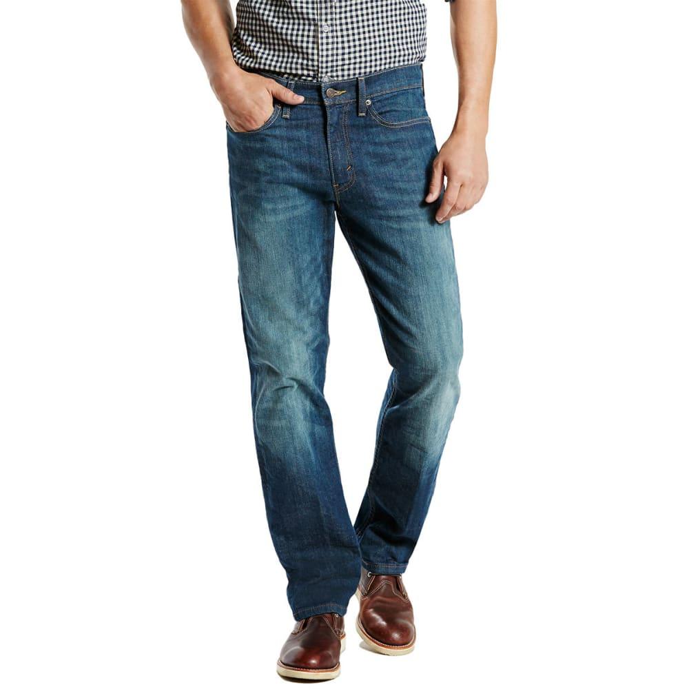 LEVI'S Men's 514 Straight Jeans - MIDNIGHT 0403