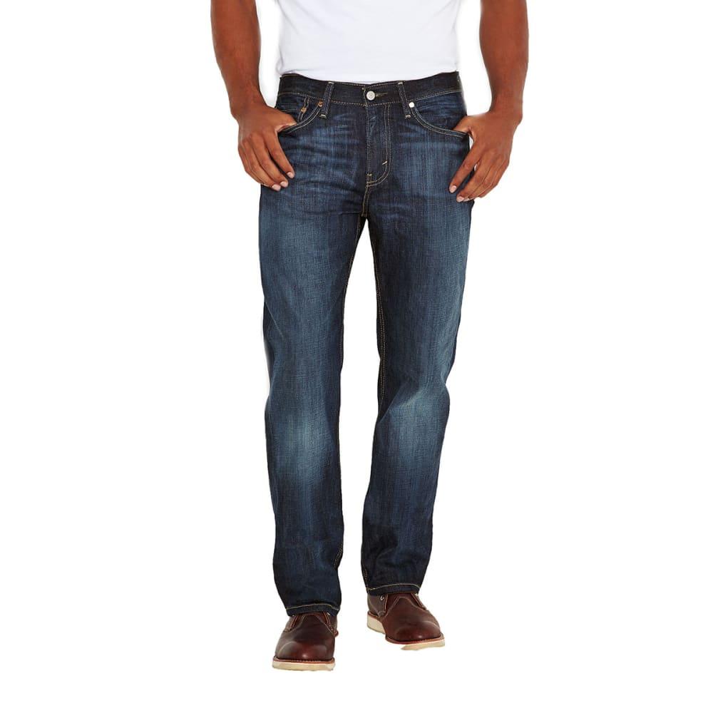 LEVI'S Men's 514 Straight Jeans - SHOESTRING 0541