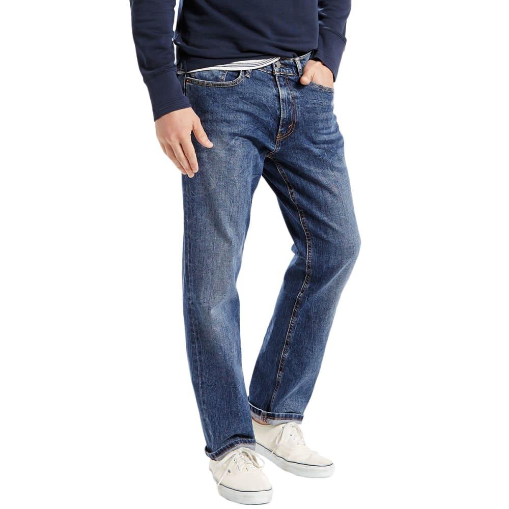 cf095c67e37 LEVI'S Men's 541 Athletic Fit Jeans - BLACKSTONE