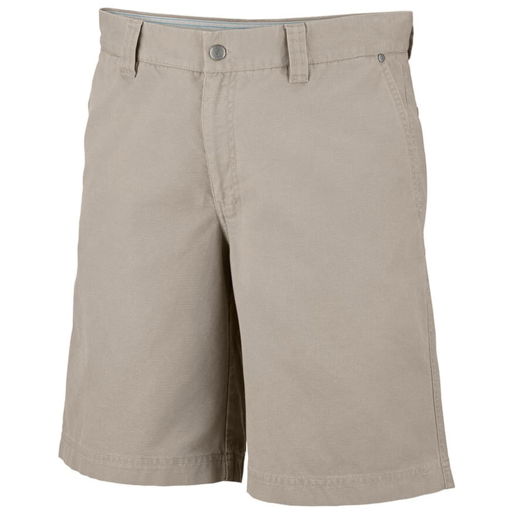 COLUMBIA Men's Roc II 8 in. Shorts - BLOWOUT - FOSSIL-160