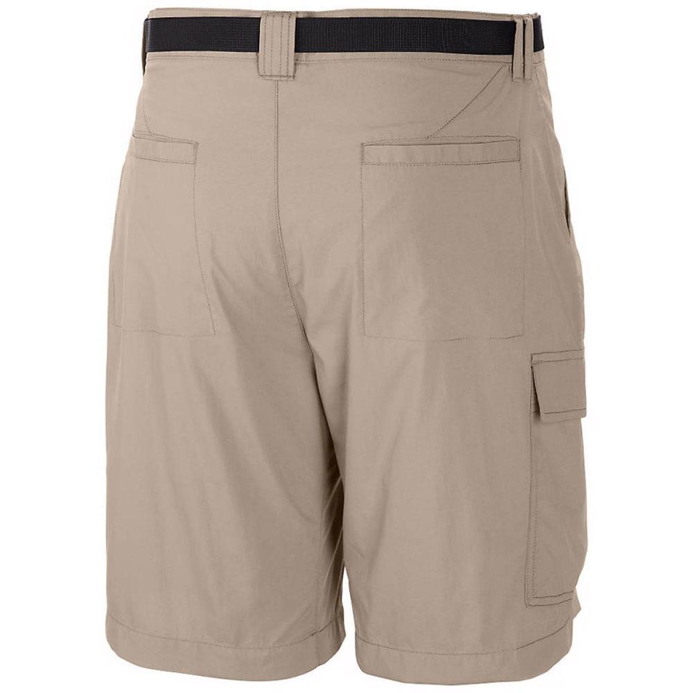 COLUMBIA Men's Battle Ridge II Hiker Shorts - FOSSIL