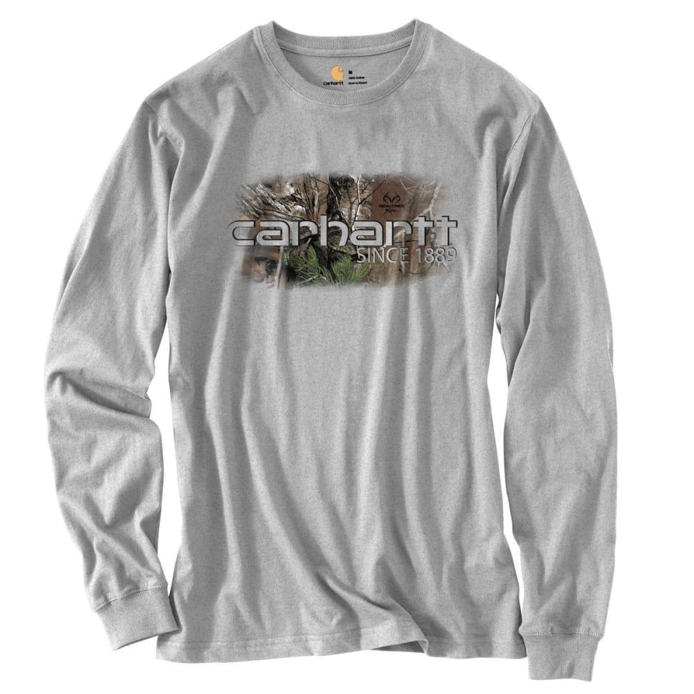 d5a81b37b63 Carhartt Mens Long Sleeve Workwear T Shirt - Ortsplanungsrevision ...